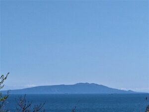 どんつく神社からの景色 大島