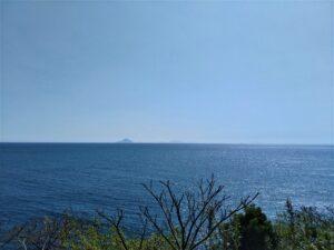 どんつく神社からの海の景色