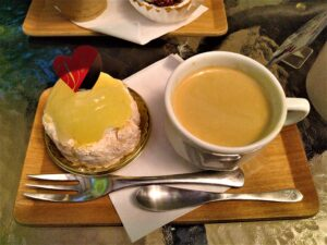 レマンの森 コーヒー ケーキ