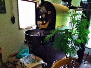 シーザフォレスト 焙煎機