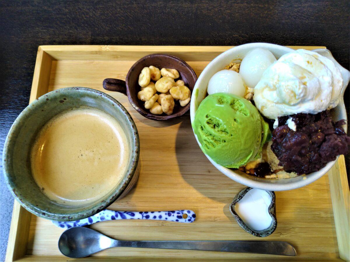 珈琲屋美豆 伊豆高原 コーヒーと和パフェ